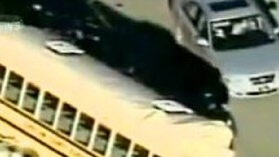 brasil, rio de janeiro, autocarro, escola