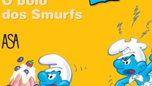 Livros de 'Os Smurfs' reeditados em Portugal