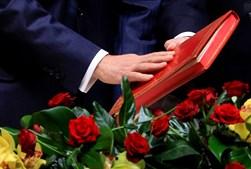 Cavaco Silva prestou juramento para o segundo mandato na Assembleia da República.