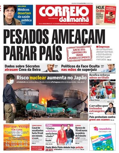 Capa 14 Março 2011