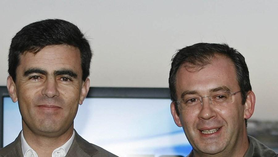 José Fragoso e José Alberto Carvalho estiveram juntos na RTP desde 2008