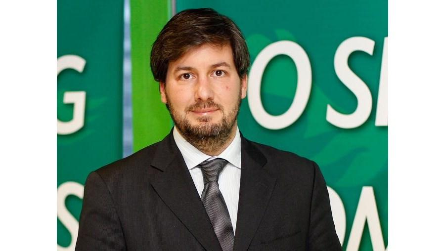 Bruno de Carvalho tem 39 anos e é empresário na construção civil