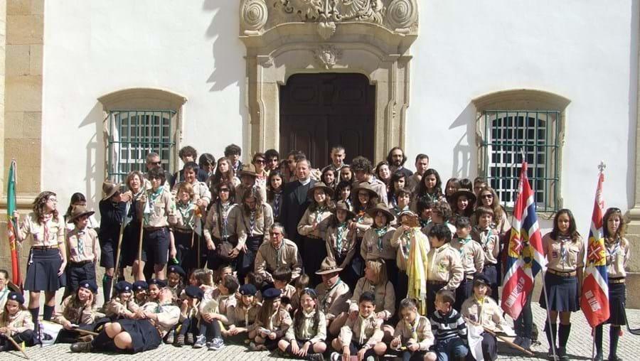 Agrupamento 160 de Escutas em Castelo Branco