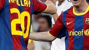 Génio Messi em jogo de xadrez (COM FOTOGALERIA)