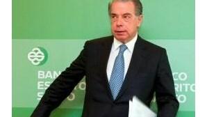 BES vende posição no banco brasileiro Bradesco
