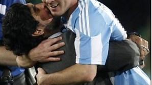 """Messi ou Maradona?: """"Será a história a decidir"""""""