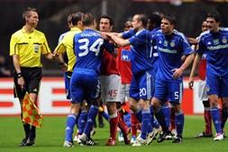 Sporting de Braga só precisava de empatar sem golos em casa mas a missão complicou-se muito cedo