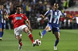 César Peixoto e Ruben Micael voltaram a ser opções no meio-campo para Jorge Jesus e André Villas-Boas