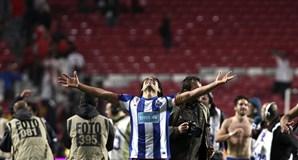 Aquilo que parecia impossível aconteceu: FC Porto foi ao Estádio da Luz recuperar a desvantagem de dois golos no jogo da primeira-mão