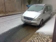 Estradas ficaram ligeiramente intransitáveis na Buraca