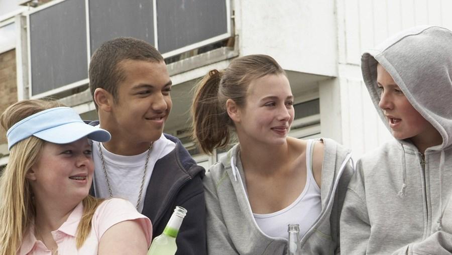 Adolescentes mantêm comportamentos de risco
