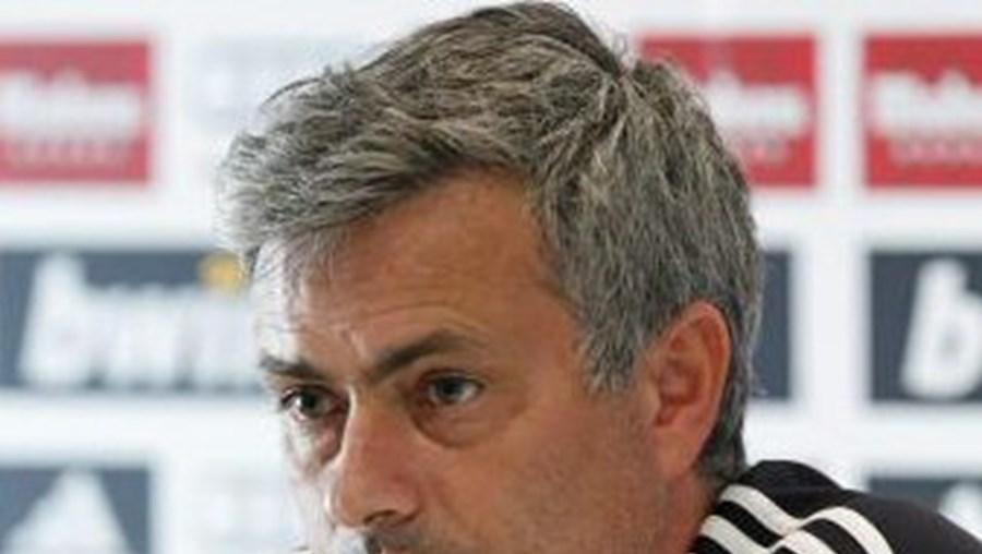 """Mourinho não quer que o acusem de """"aquecer o ambiente antes do jogo"""""""