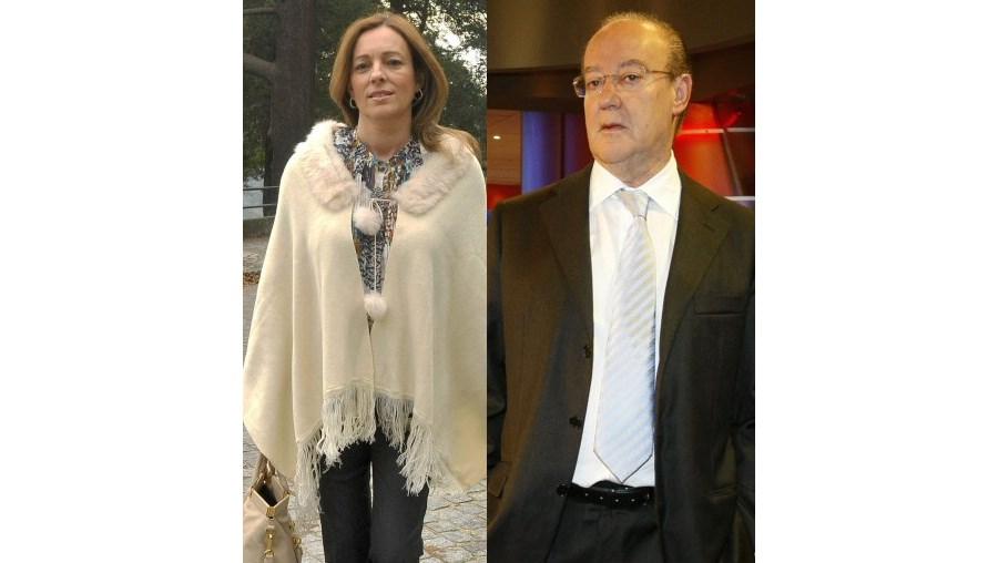 Pinto da Costa vive actualmente com a namorada, Fernanda Miranda
