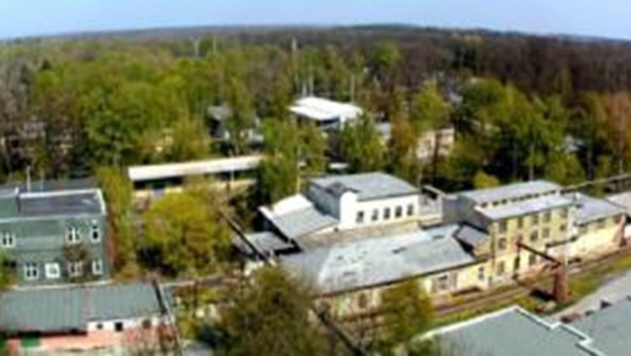 Instalações da fábrica