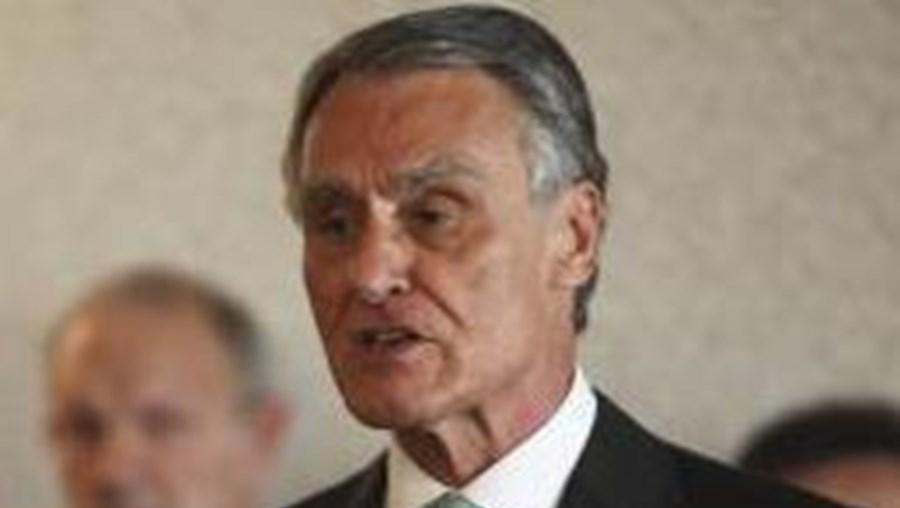 Cavaco Silva recebeu Pedro Silva Pereira às 10h30