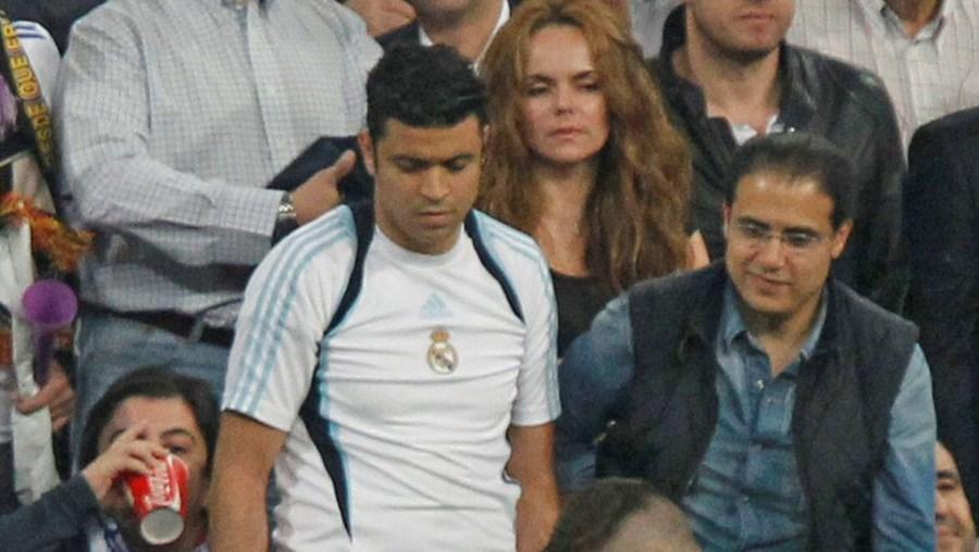 Mourinho foi expulso e viu final do jogo da bancada: no final atirou-se ao árbitro