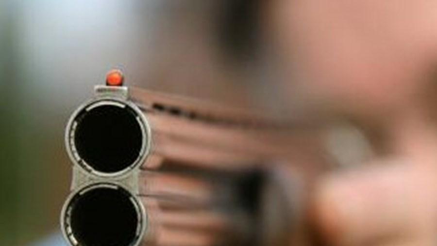 tiros, bar, alentejo, polícia judiciária