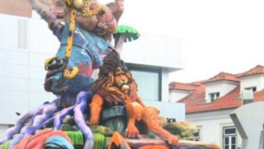 Organização teve este ano um gasto de 435 mil euros no Carnaval mas arrecadou uma receita de 458 mil euros