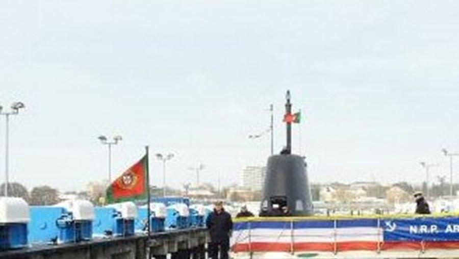 Submarino comprado por Portugal foi recebido provisoriamente em Dezembro na Alemanha