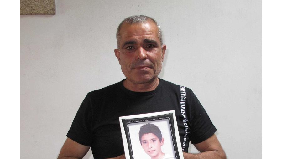 Jorge Martins está inconformado com a morte do filho Zezinho e quer que o hospital seja responsabilizado