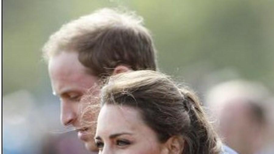 Tudo a postos para o casamento real de William e Kate Middleton