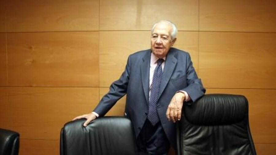 Mário Soares, ex-presidente da República