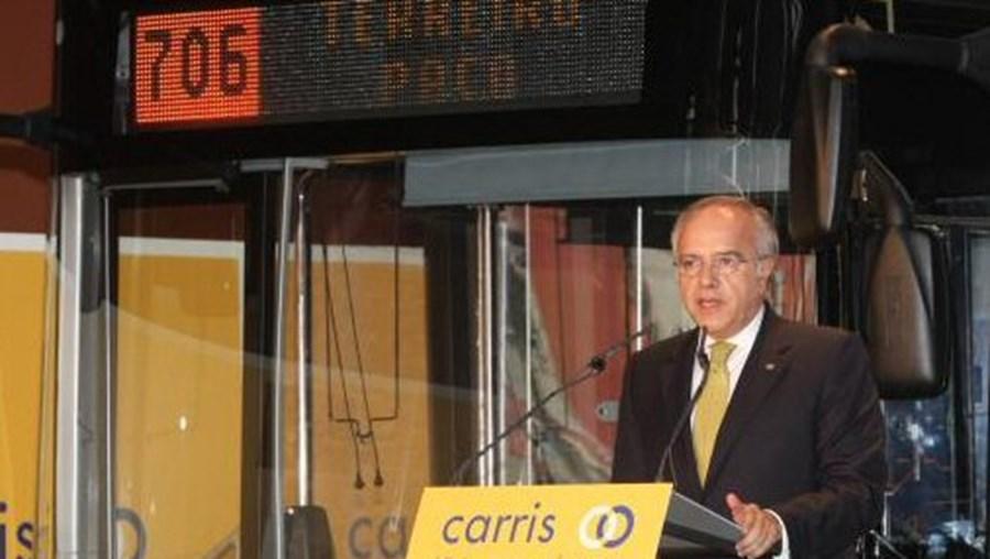 José Silva Rodrigues, presidente da Carris