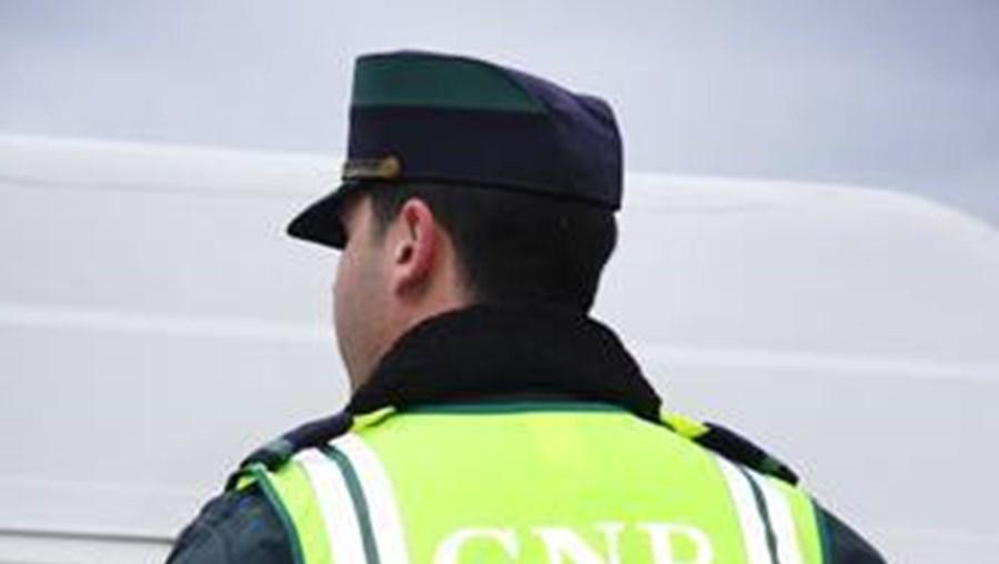 GNR apanhou cinco indivíduos em flagrante delito