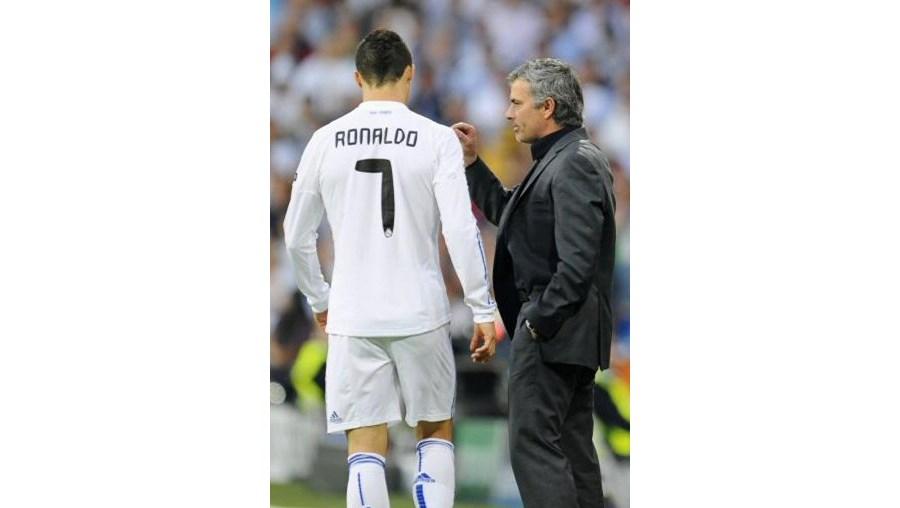 Mourinho dá descanso a Ronaldo antes da segunda-mão da Liga dos Campeões