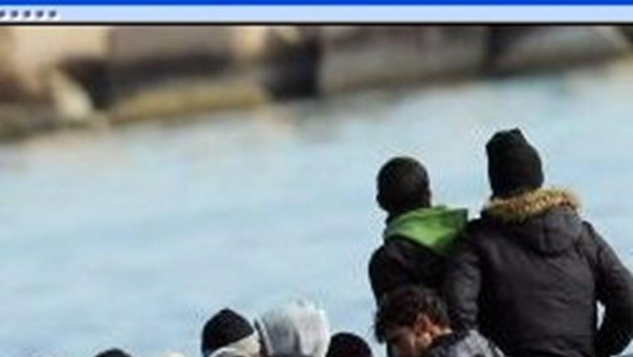 imigrantes, Itália, Lampedusa, subsaariano