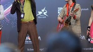 'Luta' conquista fãs da Eurovisão