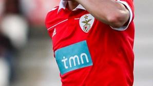 Benfica vence Rio Ave com golos de Cardozo