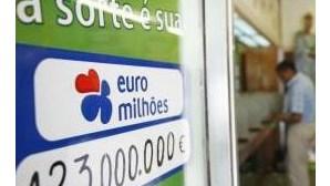 Euromilhões: Jackpot sai em Espanha