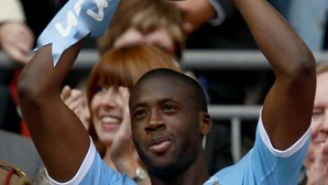Yaya Touré dá Taça de Inglaterra ao Machester City