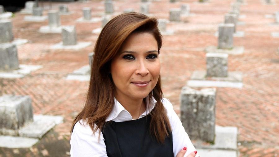 """Cláudia Lopes: """"Villas-Boas é a figura do campeonato"""""""