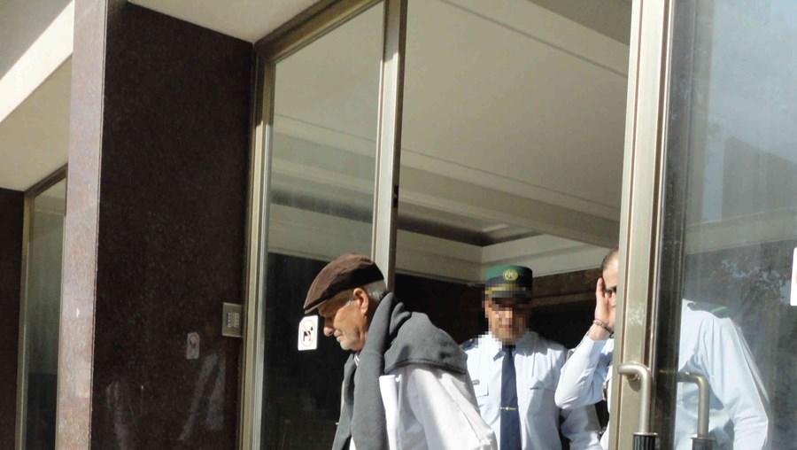 Horácio Correia ficou logo em prisão preventiva após ter atacado a filha Cidalina