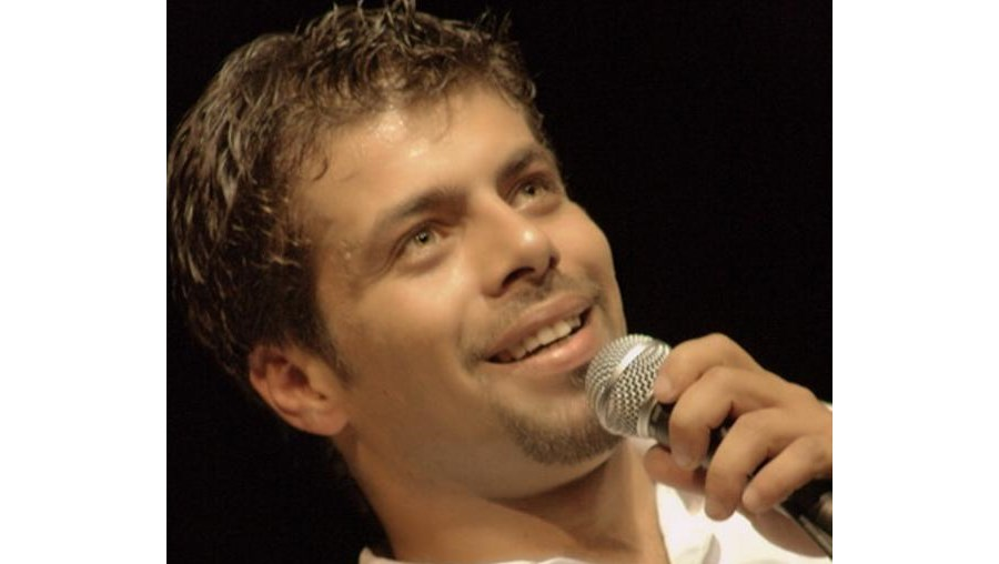 Ricardo Vilão está em cena no Teatro Estúdio Mário Viegas, no Chiado, Lisboa, até 28 de Maio