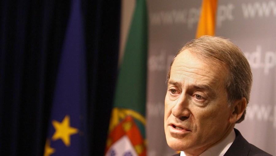Luís Filipe Menezes era o presidente do PSD em 2007
