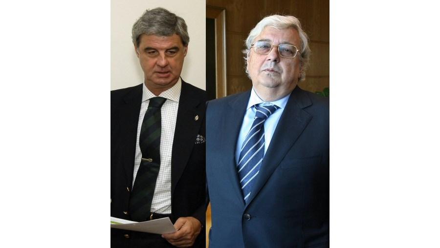Filipe Soares Franco (presidente da Opway) e António Mota (presidente da Mota-Engil) estão na lista de donativos
