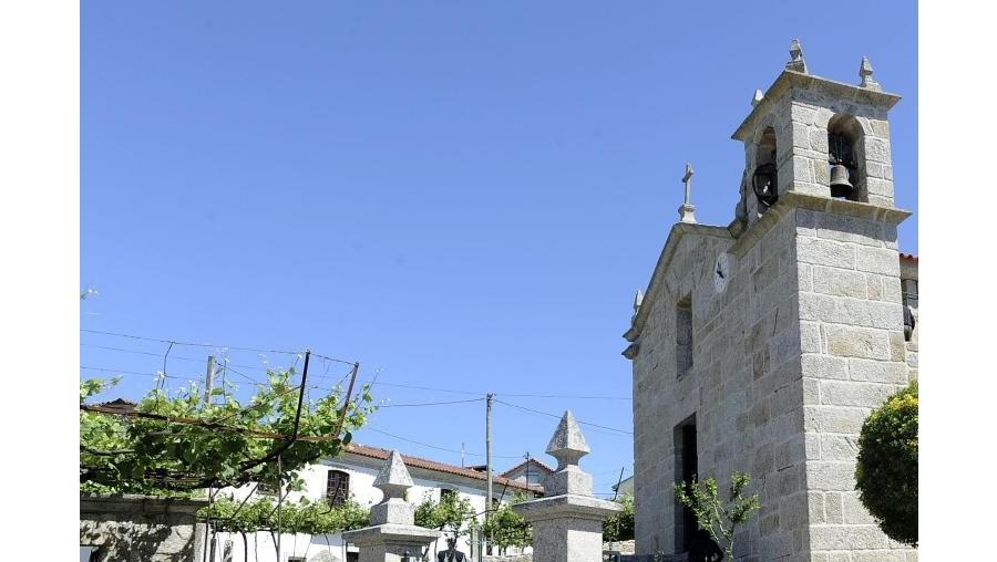 O padre Custódio é o pároco de Soajo, freguesia do concelho minhoto de Arcos de Valdevez