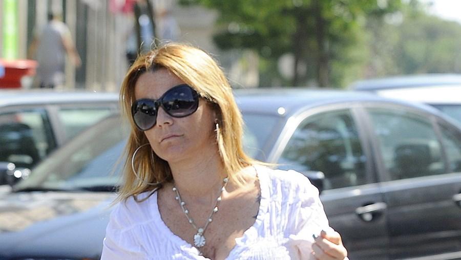 Andreia Leal tem 37 anos e participou na 'Casa dos Segredos', da TVI. Há um ano que lutava pela custódia do filho