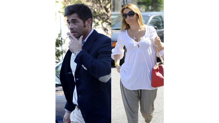 Pedro Souto e Castro foi o segundo marido de Andreia Leal