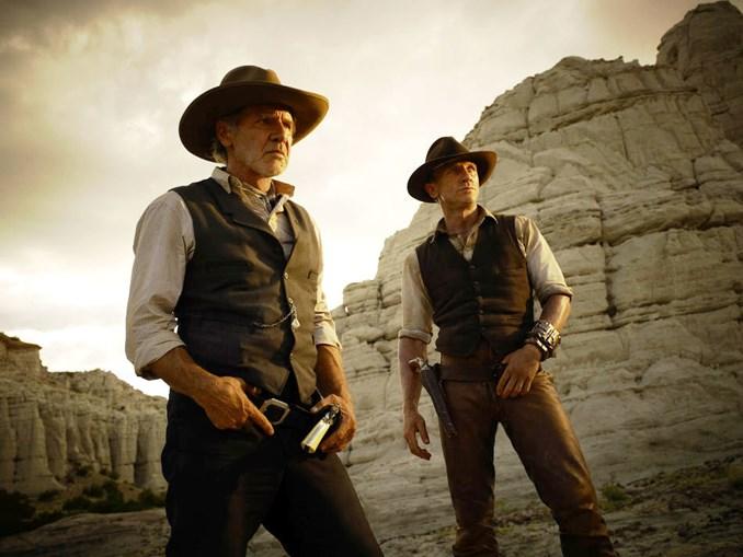 'Cowboys & Aliens' (estreia a 25 de Agosto)
