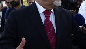 Defesa impede prisão de Isaltino Morais