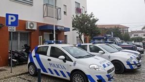 PSP de Cascais restringe uso de carros-patrulha