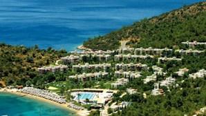 CR7: Férias de luxo na Turquia