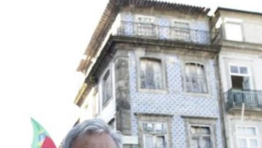 Jerónimo de Sousa chegou às 17h30 ao 'quartel-general' do PCP