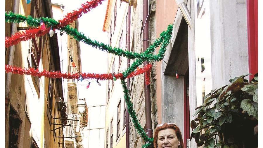Maria Odete festeja o São João pela noite dentro