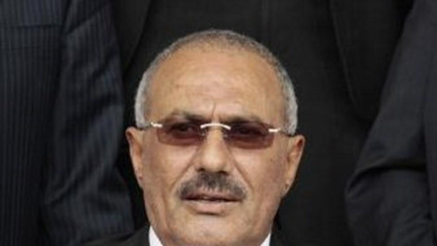 Presidente iemenita foi transferido para uma suite real