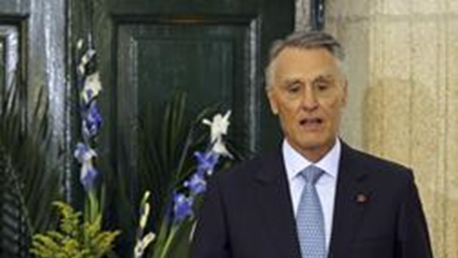 Cavaco Silva proferiu um discurso baseado na história da cidade recorrendo a diversas metáforas e alegorias